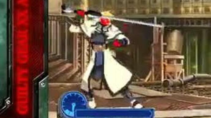 Guilty Gear XX Accent Core Plus R revealed with gameplayvideo