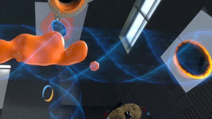 Portal 2 DLC announced for PlayStationMove