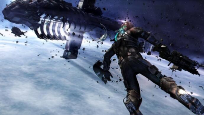 Dead Space 3 Preview: Hell Freezes Over