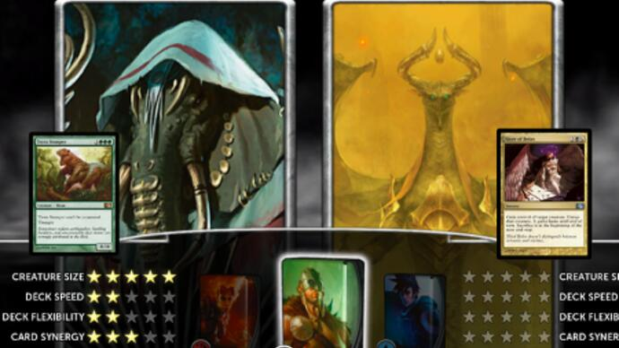 Magic The Gathering: Duels of the Planeswalkers 2013 - Anmeldelse