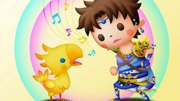 Theatrhythm: Final Fantasy Review