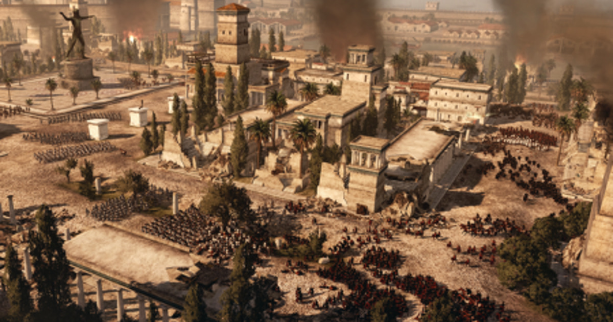 Creative Assembly verrät neue Details zu Total War: Rome 2 ...