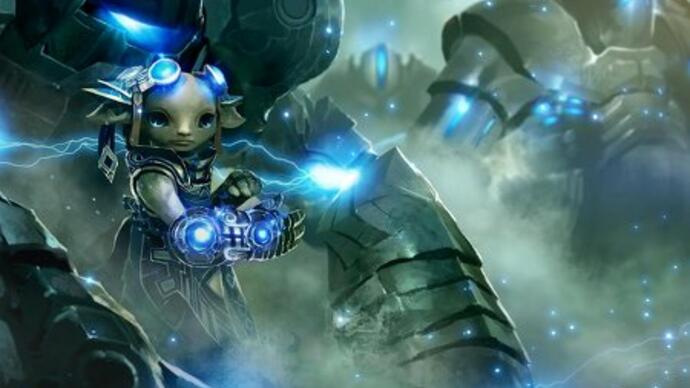 Guild Wars 2 July Beta Weekend Event has playable asura, sylvari races