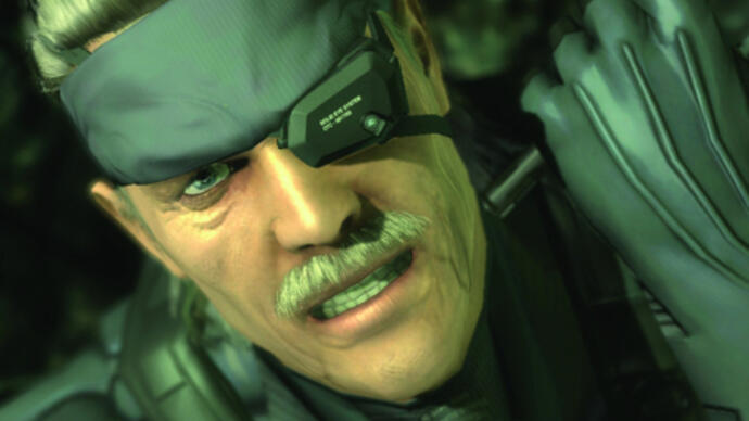 Metal Gear Solid 4 patch to add Trophy support