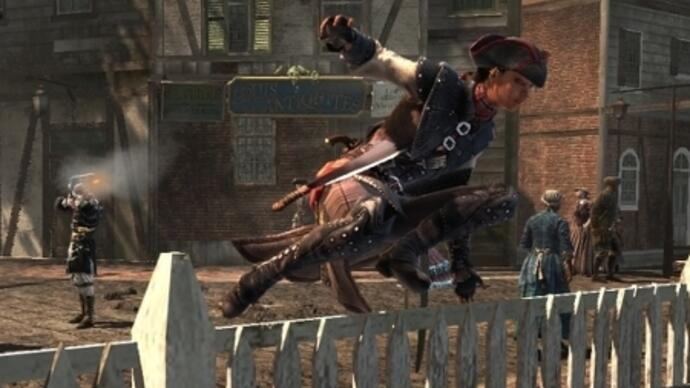 Assassin's Creed 3 Liberation trailer makes the Big Easy look easy