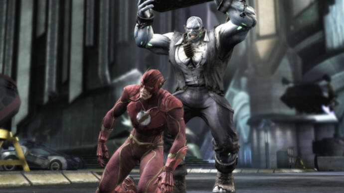 Nightwing e Cyborg confirmados para Injustice: Gods Among Us