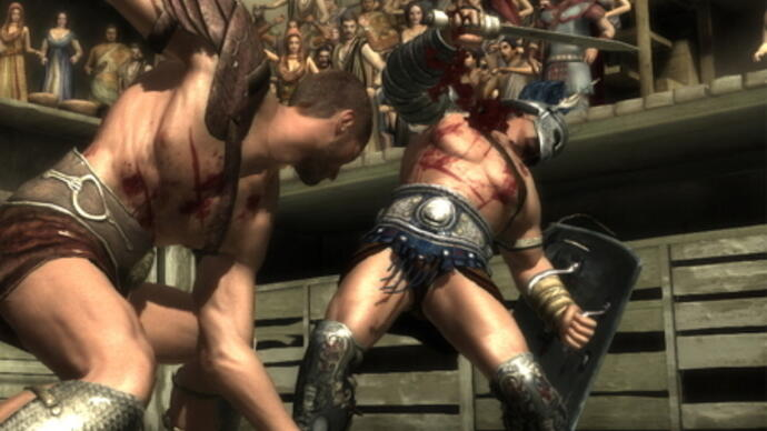 Arena battler Spartacus Legends announced