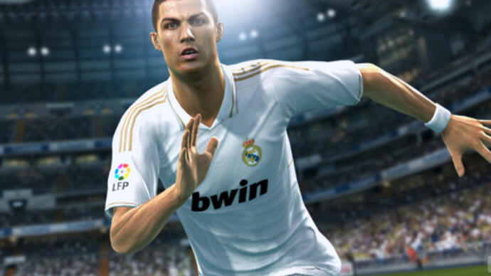 New PES 2013 gameplay trailer recreates the goals of Euro2012