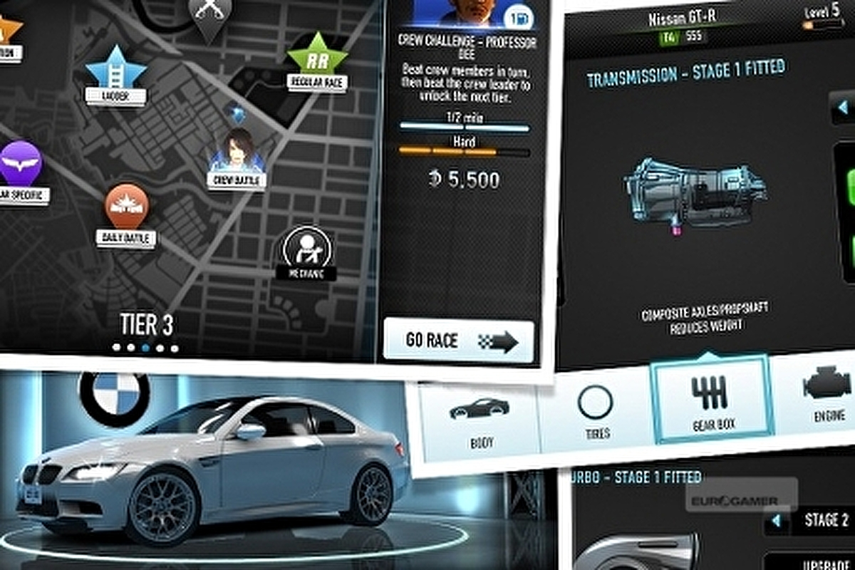CSR Racing dev defends controversial in-app purchases