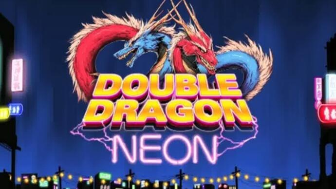 Double Dragon Neon PSN, XBLA release date
