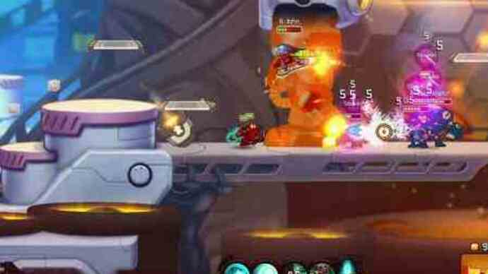 Awesomenauts console patch now live