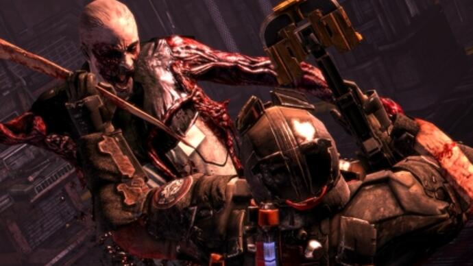 Dead Space 3 Preview: Alone in the Dark