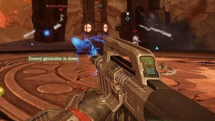 Tribes: Ascend Twinfusor update goeslive