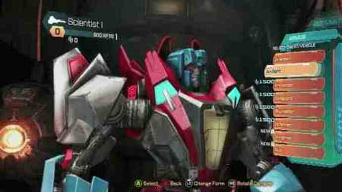 Transformers: Fall of Cybertron multiplayer trailer shows robots going atit