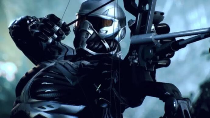 Crysis 3 single-player trailer asks: stealth or armour?