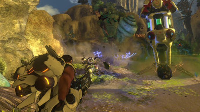 "Red 5: Copious changes have made Firefall beta ""more like Firefall 2"""