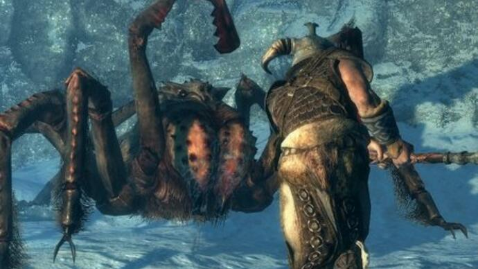 Skyrim 1.7 update is now available on Steam