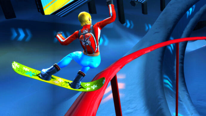 SSX multiplayer, Freeride modes live in new patch