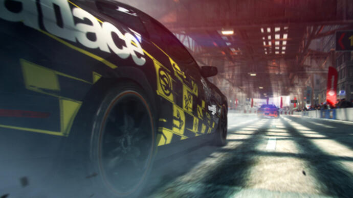 Grid 2 announced with debut trailer andscreenshots