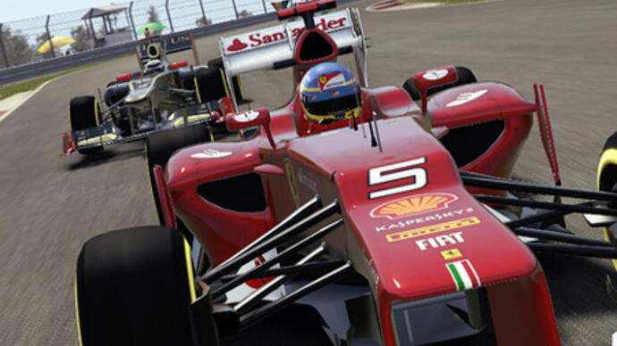 F1 2012 -Preview