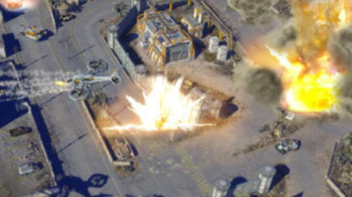 Command & Conquer: Generals 2 won't launch with single-player