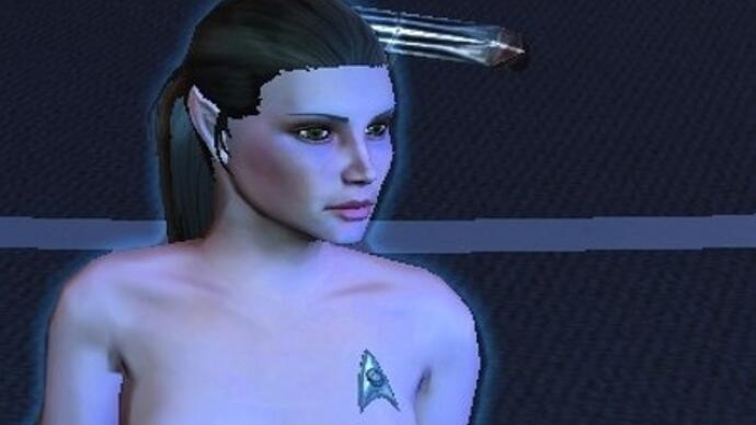 Star Trek Online nude patch accidentally outed by virtual peeping tom