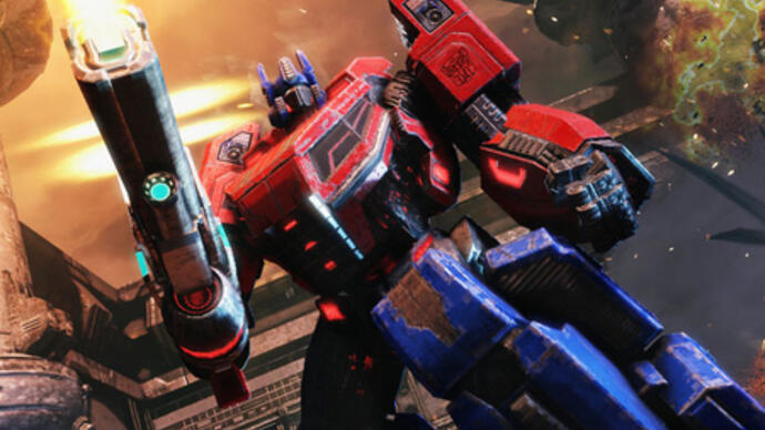 Transformers: Fall of CybertronReview