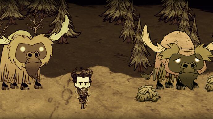 Shank dev's upcoming survival game Don't Starve enters beta, goes on sale