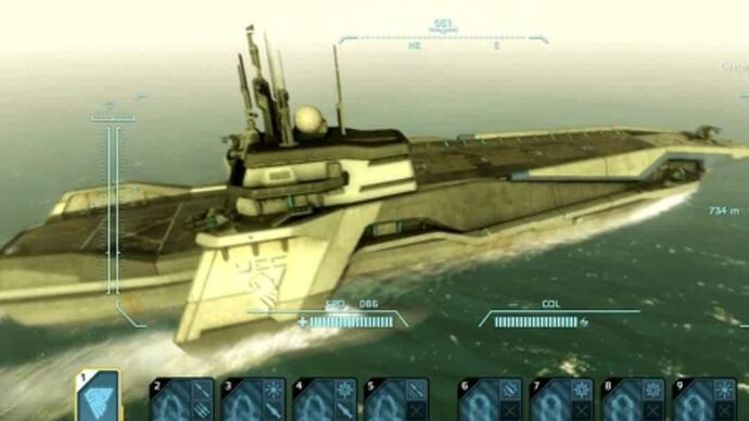 Carrier Command: Gaea Mission UK release date confirmed