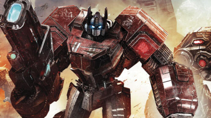 Transformers: Fall of Cybertron -Análise