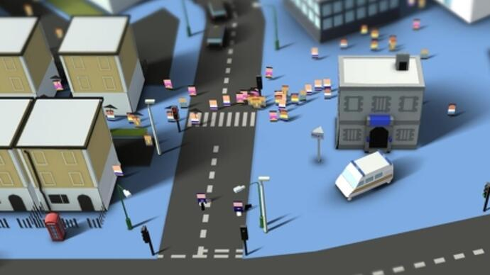 Wildfire Worlds Preview: OccupyTrumpton!