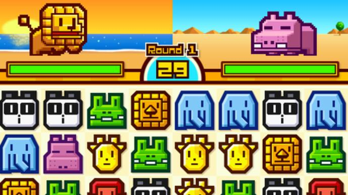 App of the Day: ZookeeperBattle