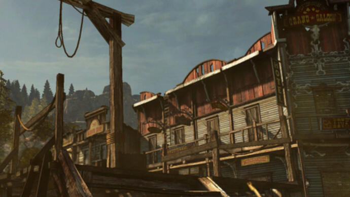 Call of Juarez: Gunslinger Preview: Putting The Horse Before TheCartel