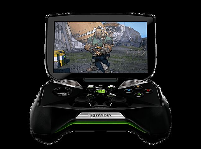 Nvidia introduces new gaming console | GamesIndustry biz