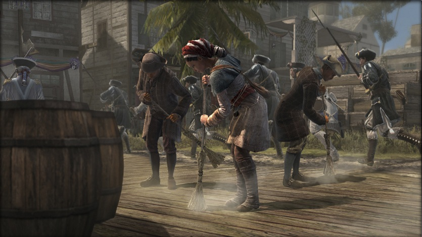 Assassin S Creed Iii Ubisoft Faces Uncomfortable Truths
