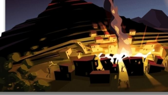 "Peter Molyneux launches Kickstarter for Project Godus, a ""reinvention"" of the god game genre"