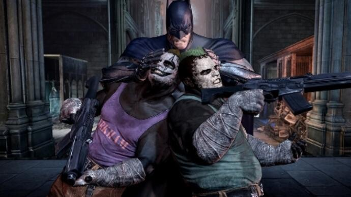 Face-Off: Batman: Arkham City Armored Edition on Wii U