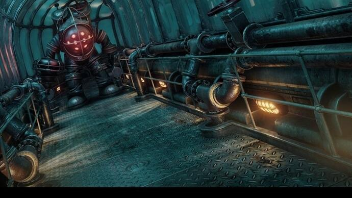 Free BioShock 1 with BioShock Infinite PS3 is a US exclusive offer