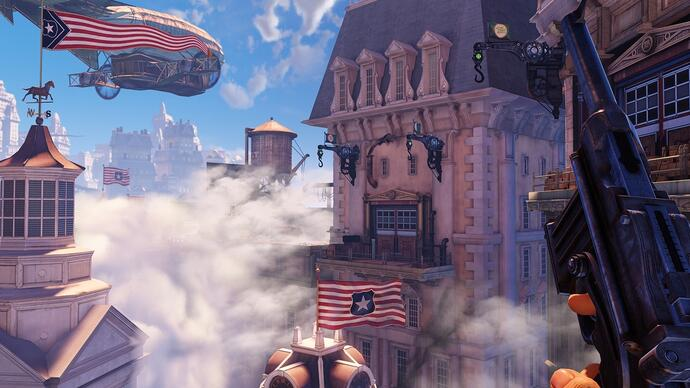 BioShock Infinite preview: back on track?