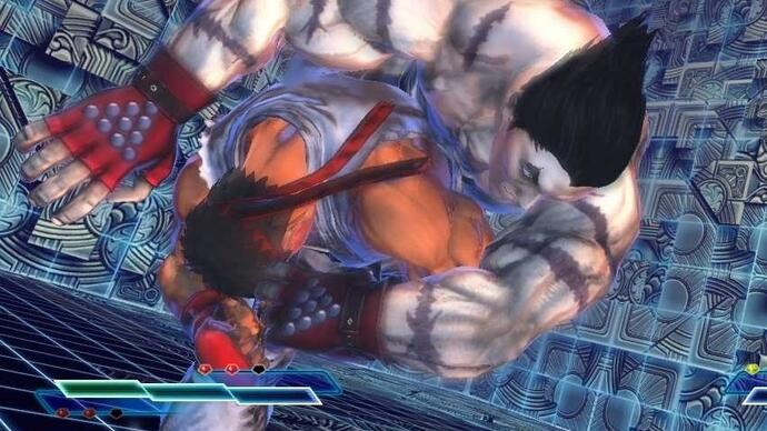Street Fighter X Tekken Ver. 2013 trailer previews sweeping patch
