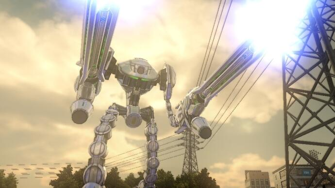 Earth Defense Force 2025 announced for Xbox 360 and PS3 next year