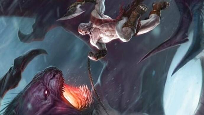 PS Plus God of War: Ascension multiplayer beta thisweek