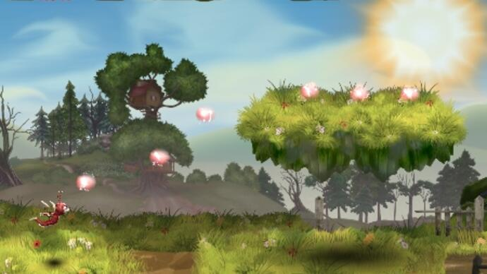 From Grand Theft Auto to a side-scrolling platformer: UK indie unveils Firefly: The Adventures ofSwitch