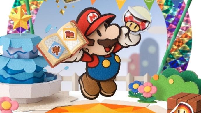 Paper Mario: Sticker Starreview