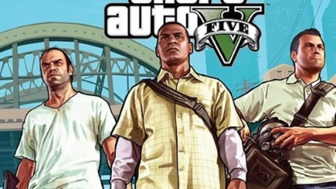 Dit is de tweede trailer van Grand Theft Auto V