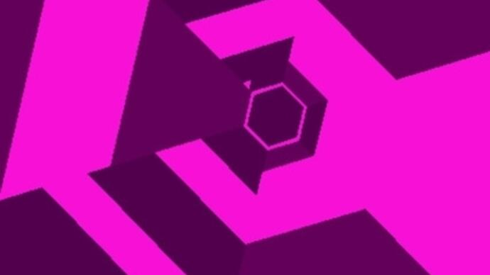 App of the Day: SuperHexagon