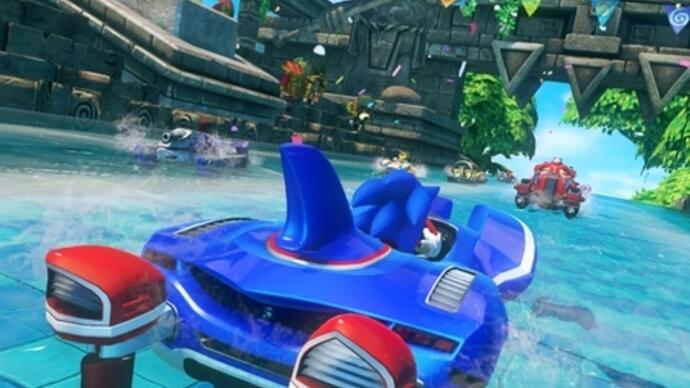 Sonic & All Stars Racing Transformed is now a Wii U launch title