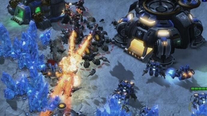 Starcraft 2's new multiplayer beta blows HotS and cold