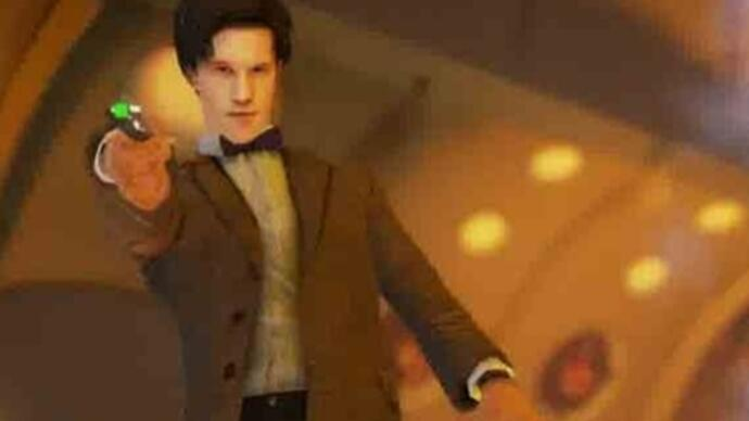 Doctor Who: The Eternity Clock PlayStation Vita release date