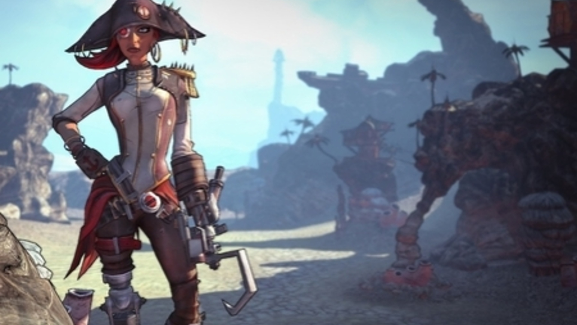 Borderlands 2 Captain Scarlett And Her Pirates Booty Review